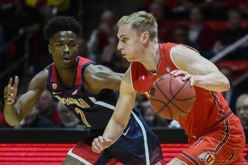Photos: Utah 83, Arizona Wildcats 76, Pac-12 men's college basketball