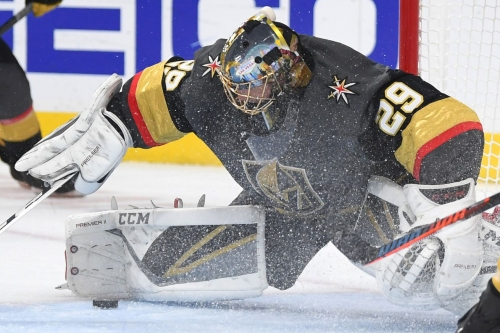 Maple Leafs double up the Knights; win 6-3
