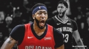 Pelicans star Anthony Davis' shoulder injury diagnosed as muscle contusion