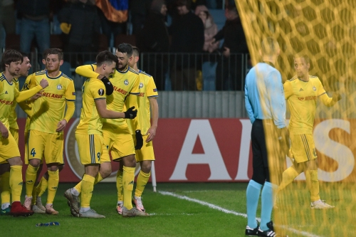 Dismal Arsenal face uphill task in Europa League after BATE Borisov defeat