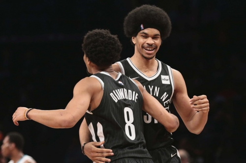 Jarrett Allen, Spencer Dinwiddie on why Nets deserve your respect