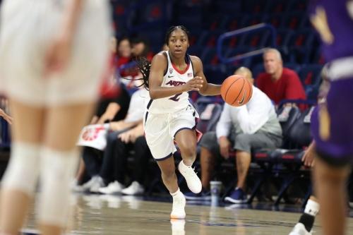 Arizona women's basketball playing for postseason bid when it hosts Utah, Colorado