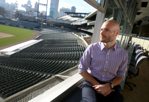 Detroit Tigers go high-tech to get better on the field. Here's how: