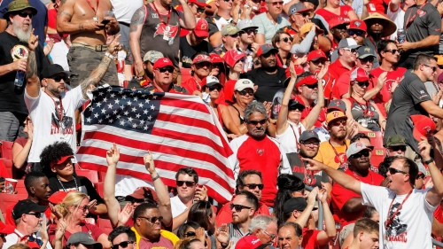 The Buccaneers have the most Republican-leaning NFL fan base in the country