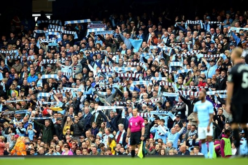 The six rules Manchester City fans have been asked to follow in Germany