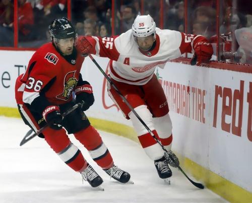 Detroit Red Wings Niklas Kronwall still