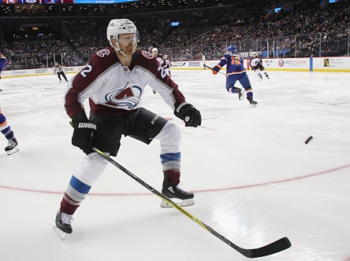 Colorado Avalanche Place Colin Wilson on Injured Reserve