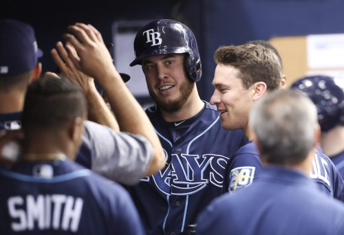Slugger C.J. Cron says he didn't see Rays' move to DFA him coming, 'but I wasn't shocked either'