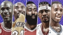 The top 10 NBA shooting guards of all time: Where does James Harden rank?
