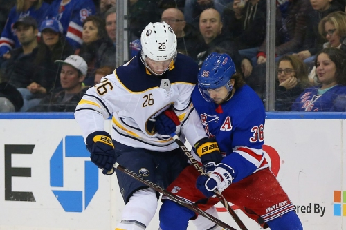 Preview: Sabres to closeout home stand against Rangers
