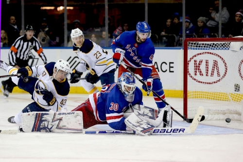 Complete Coverage: Rangers at Sabres   Game 57