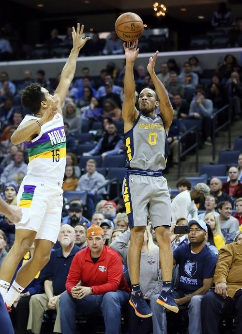 How Tony Allen influenced new Memphis Grizzlies guard Avery Bradley