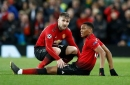 Manchester United fans in meltdown over Anthony Martial and Jesse Lingard injury news