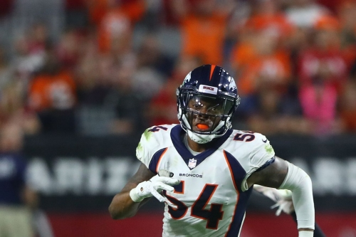 Report: Broncos will note exercise contract option for Brandon Marshall
