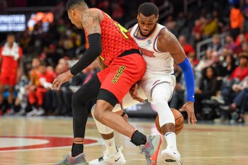 """Knicks 106, Pistons 91: """"Kadeem Allen says no"""""""