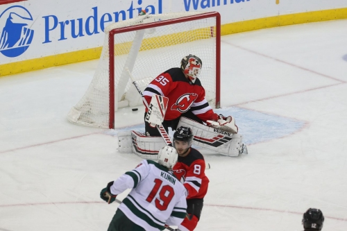 Game Preview: Devils at Wild