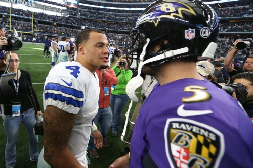 The Flacco Factor, the Cowboys, and Dak Prescott