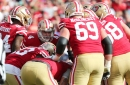 How much will the 49ers roster change over the next 4 years?