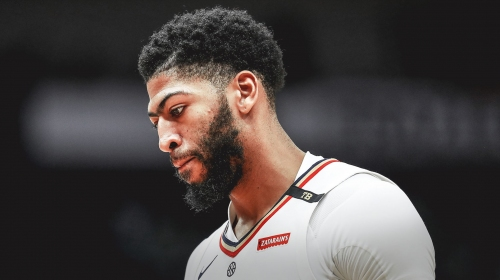 Report: Pelicans' Anthony Davis still hoping to play in All-Star Game despite shoulder injury