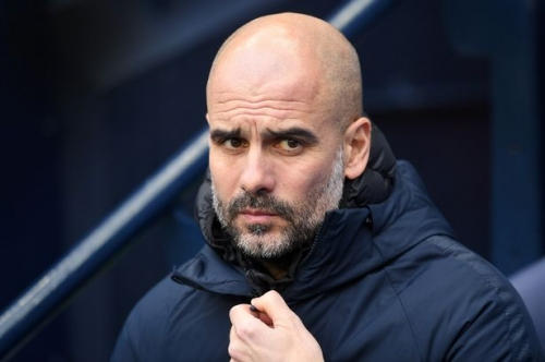 Pep Guardiola explains tactical change he has been forced to make for Newport clash