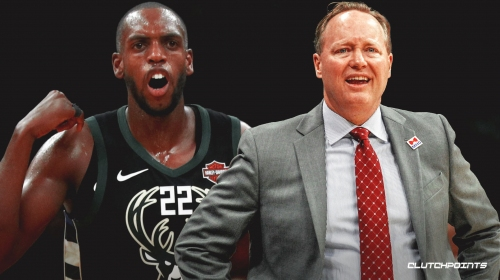 Mike Budenholzer sold Khris Middleton on doing less in order to get best out of Bucks