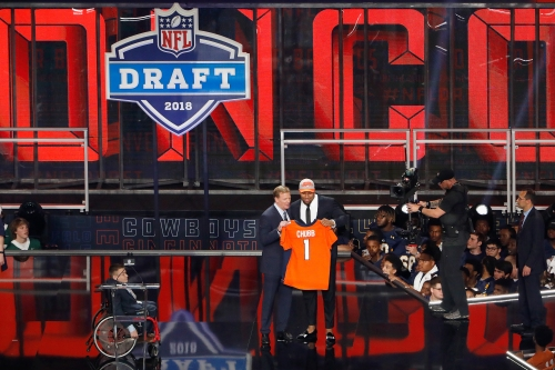 Broncos podcast: First-round NFL mock draft. Who will Denver pick at No. 10?