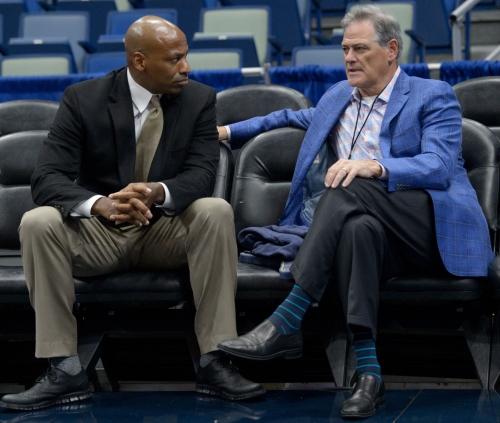 Pelicans part ways with GM Dell Demps amid turmoil, Anthony Davis trade saga