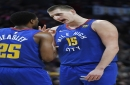 Nuggets All-Star Nikola Jokic coaches at Basketball Without Borders camp, says he has no future in coaching