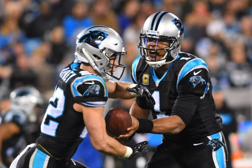 Pro Football Focus lists the highest graded Panthers for the 2018 NFL season