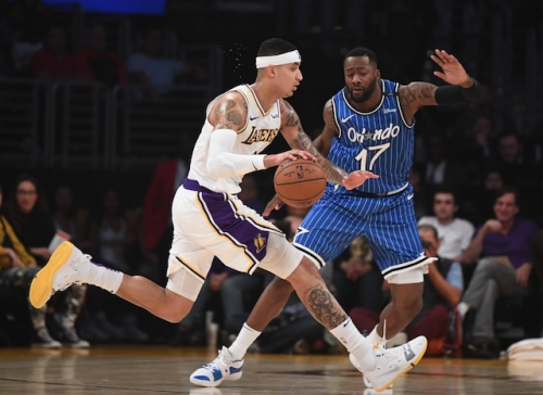 Kyle Kuzma Prefers Intense Media Coverage Of Lakers To Alternative Of Playing For Team Such As Orlando Magic And 'Not Get Talked About'
