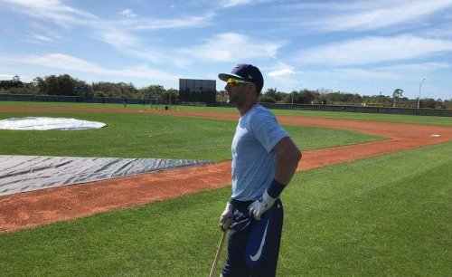 Live from Port Charlotte: Kevin Kiermaier joins Rays camp