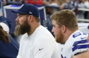Travis Frederick details his recovery, and talks about why he could be even better now