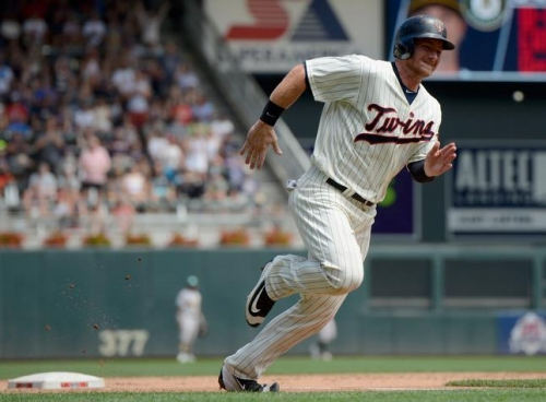 How Robbie Grossman factors into A's crowded outfield situation