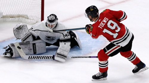 Blackhawks or Kings: Which champion will contend again first?