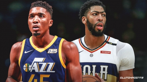 Donovan Mitchell on Anthony Davis situation: 'Players should be able to choose where they want to go'