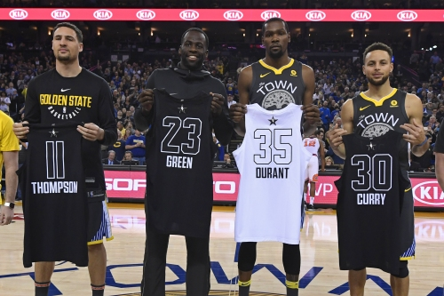 What to expect from Steph, KD and Klay at all-star festivities