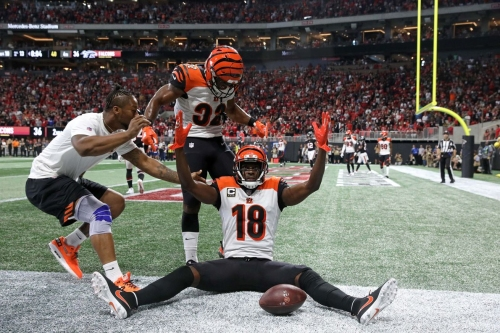 Bengals 2018 season awards: Victory of the Year