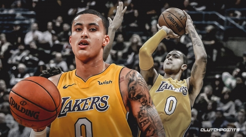 Kyle Kuzma says Lakers need to 'have fun out there, play as a team, play some defense'