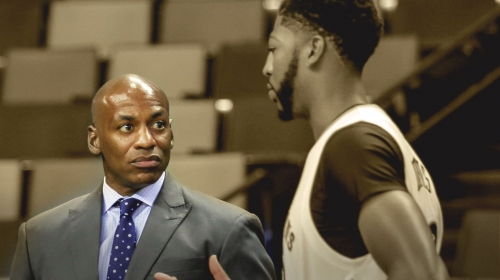Did the Pelicans do Dell Demps dirty?