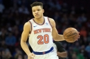 Knicks Rookie Kevin Knox Replaces Lakers' Lonzo Ball In 2019 MTN DEW ICE Rising Stars Challenge