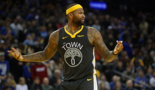 Warriors' DeMarcus Cousins the subject of new TV documentary