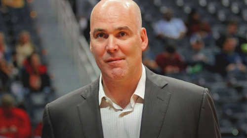 Danny Ferry becomes Pelicans interim general manager
