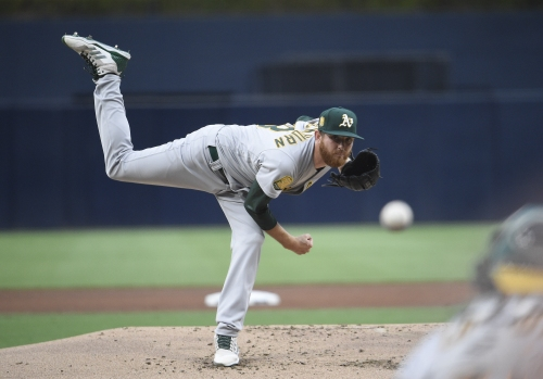 Paul Blackburn reflects on rough 2018, plan to get back in A's rotation
