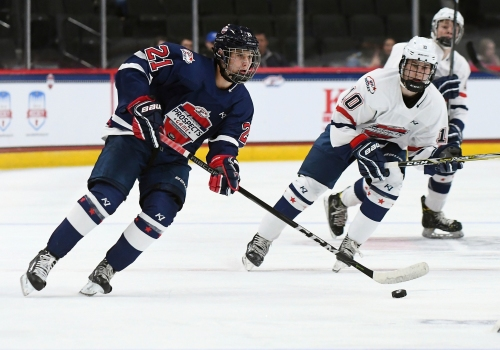 Lose for Jack Hughes: Where Detroit Red Wings sit in NHL draft lottery