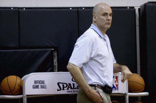 Pelicans name Danny Ferry as interim general manager to replace Dell Demps