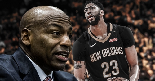 Anthony Davis leaving arena early vs. Thunder was final straw for Pelicans GM Dell Demps