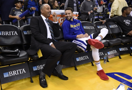 NBA 3-point contest: Stephen Curry's father to make cameo