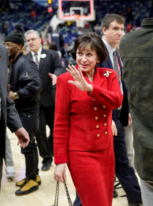 Gayle Benson's expectations for Pelicans moving forward? 'This time will compete at a high level'