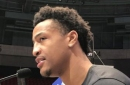 Hawks F John Collins on his first-ever dunk, and the Dunk Contest advice he got from Vince Carter