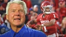 Jimmy Johnson not entirely sold on Kyler Murray
